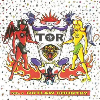 CD TOR TAUIL - OUTLAW COUNTRY VOL. 1 (NOVO)