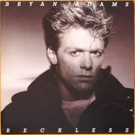 LP Bryan Adams - Reckless ( Importado / PROMO )