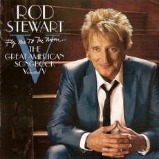 CD ROD STEWART - FLY ME TO THE MOON  (USADO)
