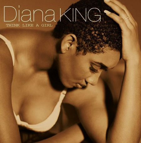 CD DIANA KING - THINK LIKE A GIRL (USADO)