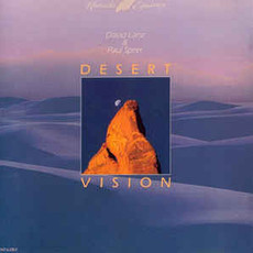 CD DAVID LANZ & PAUL SPEER - DESERT VISION (USADO/IMP)