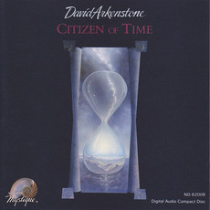 CD DAVID ARKENSTONE - CITIZEN OF TIME (USADO/IMP)