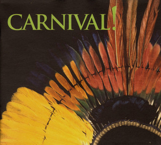 CD CARNIVAL! - THE RAINFOREST FOUNDATION (USADO/IMP)