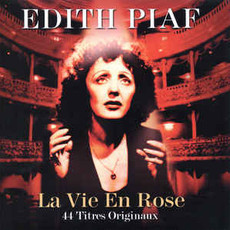 CD EDITH PIAF - LA VIE EN ROSE (CD DUPLO) (USADO/IMP)