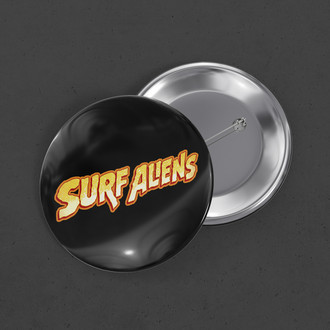 Surf Aliens - Button