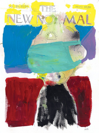 The New Normal Jul 24 2020 PRINT A3