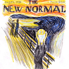 The New Normal Grito FINE ART A4