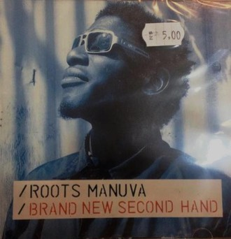 CD ROOTS MANUVA - BRAND NEW SECOND HAND (USADO)