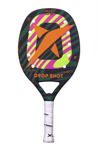 Raquete de beach tennis Drop Shot Vezel BT 1.0