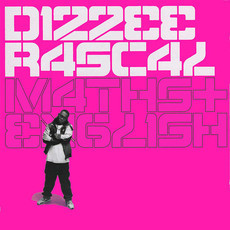 CD DIZZEE RASCAL - MATHS AND ENGLISH (USADO/IMP)