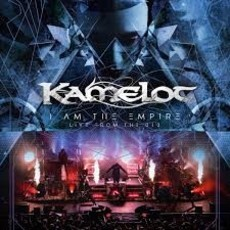 CD KAMELOT - I AM THE EMPIRE (BOX DVD + CD DUPLO)