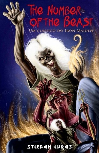 LIVRO THE NUMBER OF THE BEAST - UM CLÁSSICO DO IRON MAIDEN(NOVO/LACR)