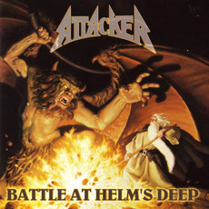 CD ATTACKER - BATTLE AT HELM'S DEEP (NOVO/LACRADO)