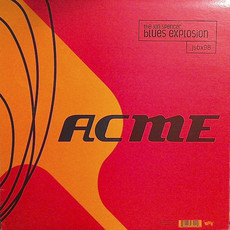 CD JON SPENCER BLUES EXPLOSION - ACME (USADO)