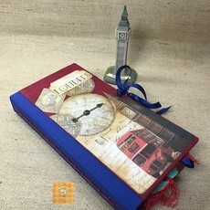 BIG BEN - VINTAGE JOURNAL