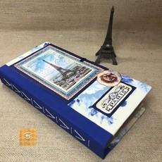 PARIS POSTAL - VINTAGE JOURNAL