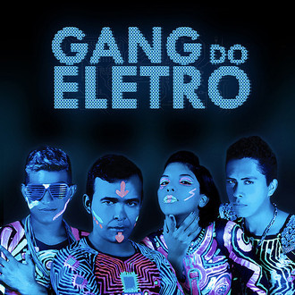 CD GANG DO ELETRO - ALBUM 2010 (NOVO/LACRADO)
