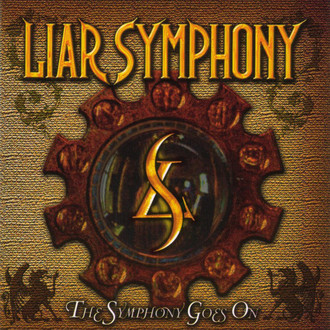 CD LIAR SYMPHONY - THE SYMPHONY GOES ON (USADO)