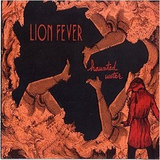 CD LION FEVER - HAUNTED WATER (USADO/IMP)