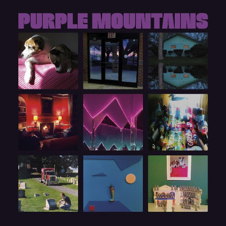 CD PURPLE MOUNTAINS - PURPLE MOUNTAINS (IMPORTADO) (NOVO/LACRADO)
