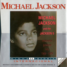CD MICHAEL JACKSON - MOTOWN'S GREATEST HITS 1969-1975 (USADO)