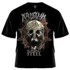 Camiseta Krisiun - Slaying Steel