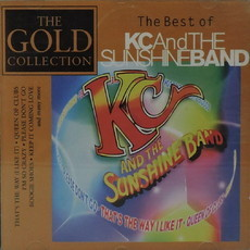 CD KC & THE SUNSHINE BAND - THE GOLD COLLECTION (USADO)