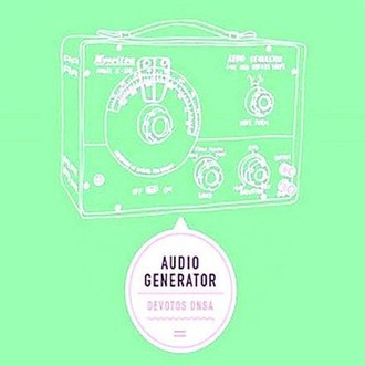 CD DEVOTOS DNSA - AUDIO GENERATOR (NOVO/LACRADO)
