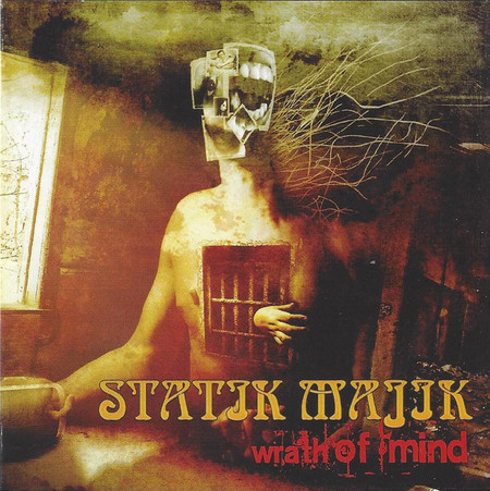 CD STATJK MAJIK - WRATH OF MIND  (NOVO/LACRADO)