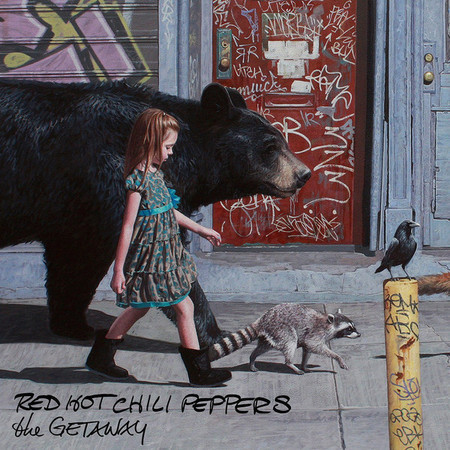 CD RED HOT CHILI PEPPERS - THE GETAWAY (NOVO/LACRADO)