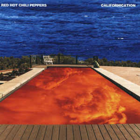 CD RED HOT CHILI PEPPERS - CALIFORNICATION (NOVO/LACRADO)