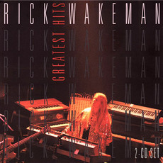CD RICK WAKEMAN - GREATEST HITS (USADO) CD DUPLO IMP