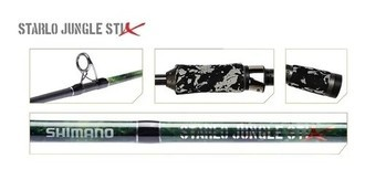 Vara Molinete Shimano Jungle Stix 1,71mts / 40~65lb