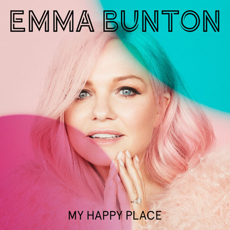 CD EMMA BUNTON - MY HAPPY PLACE (NOVO/LACRADO)