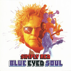 CD SIMPLY RED - BLUE EYED SOUL (NOVO/LACRADO)