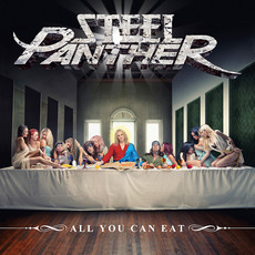 CD STEEL PANTHER - ALL YOU CAN EAT (NOVO/LACRADO)