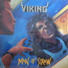 CD VIKING - MAN OF STRAW (NOVO/LACRADO)