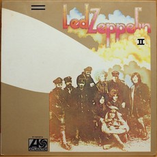 LP Led Zeppelin- Led Zeppelin II ( Importado / Pôster )