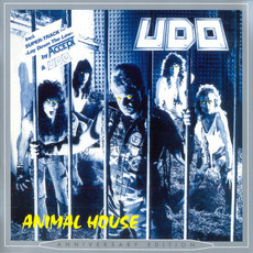 CD U.D.O. - ANIMAL HOUSE - ANNIVERSARY EDITION (IMP/NOVO/LACRADO)