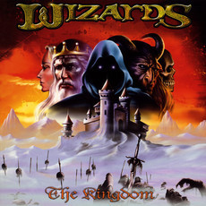 CD WIZARDS - THE KINGDOM (NOVO/LACRADO)