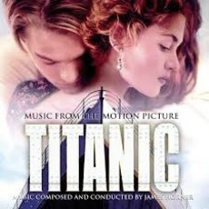 CD TITANIC - MUSIC FROM THE MOTION PICTURE (USADO/IMP)