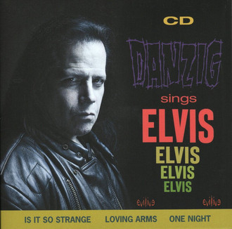 CD DANZIG - SINGS ELVIS (NOVO/LACRADO) IMP