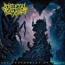 CD SKELETAL REMAINS - THE ENTOMBMENT OF CHAOS (NOVO/LACRADO)