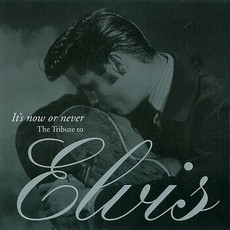 CD VÁRIOS - IT'S NOW OR NEVER: THE TRIBUTE TO ELVIS (USADO) IMP