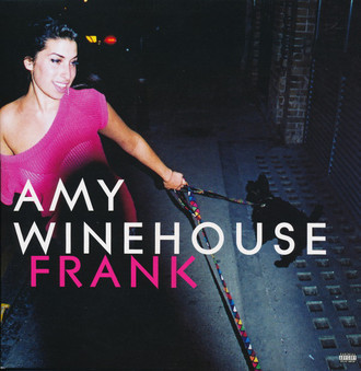CD AMY WINEHOUSE - FRANK (NOVO/LACRADO)