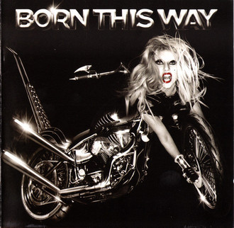 CD LADY GAGA - BORN THIS WAY  (NOVO/LACRADO)