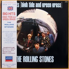 LP The Rolling Stones - Big Hits (High Tide And Green Grass) ( Import