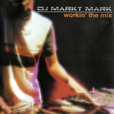 CD DJ MARKY MARK - WORKIN' THE MIX (USADO)
