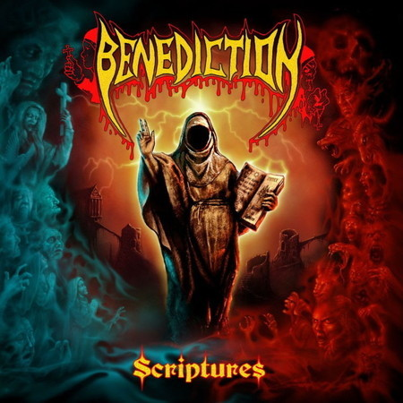 CD BENEDICTION - SCRIPTURES (NOVO/LACRADO)