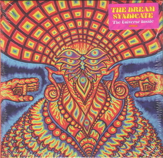 CD THE DREAM SYNDICATE - THE UNIVERSE INSIDE (NOVO/LACRADO) IMP